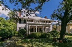 1912 - Augusta, GA - $359,900  This house needs a little work but just screams MAKE ME PRETTY
