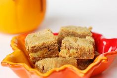 Caramel Walnut Brownies-  Start with a cake mix( if you can find it) Caramel Duncan Hines extra moist.