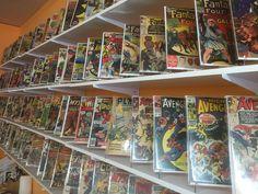 Mammoth Comics in Tulsa, OK #comics #comicbooks