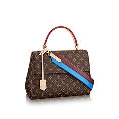 Cluny MM - Monogram Canvas - Handbags | LOUIS VUITTON