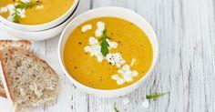 Fetajuustoinen porkkanakeitto | Keitot | Reseptit | Reseptit ja menut | Stockmann.com