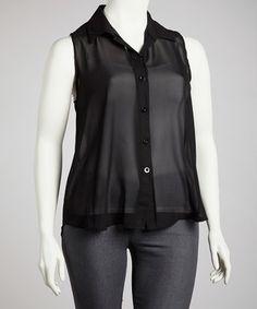 Black sheer sleeveless top. Wear necklaces & bracelets. Denim shorts/skirt. Sandals, coloured handbag.