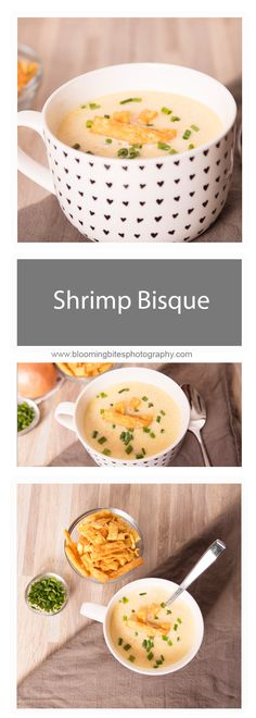 Shrimp Bisque - This