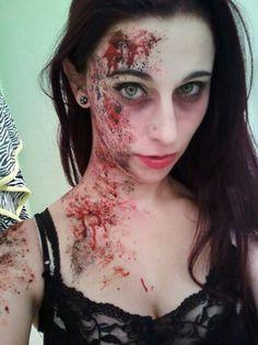 Mary-zombie hunter, friend of kyra