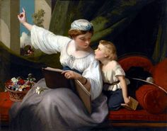 James Sant (1820-1916), The Fairy Tale