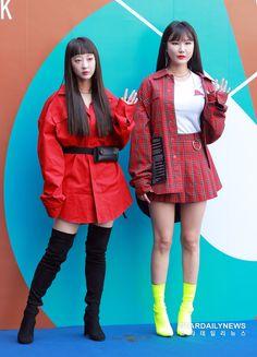 혜린,LE-EXID 180323, 2018 F/W Hera Seoul Fashion Week #EXID #이엑스아이디 #Hyelin #LE #혜린 #엘리