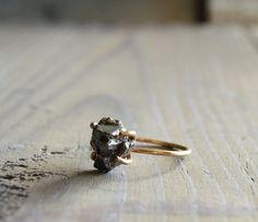 Meteorite Ring.