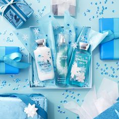 Fresh Sparkling Snow is the gift to THRILL your teacher with… Bath Body Works, Bath N Body, Bath And Body Works Perfume, Beauty Care, Beauty Skin, Beauty Tips, Bath And Bodyworks, Body Lotions, Victoria Secret Fragrances