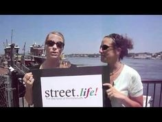 Street.life! Take 12: Listen to what Sarah Rafferty and Anne Landau, Account Executives at Clear Channel Media and Entertainment, tell us what they LOVE about Portsmouth and Street.life!