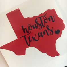 Texas Rangers Sticker Vinyl Decal Baseball Dallas