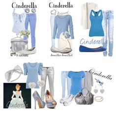 Cinderella outfit inspiration #2