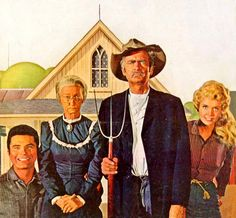 The Beverly Hillbillies.