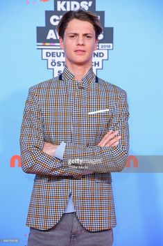 News Photo : US actor Jace Norman during the Nickelodeon Kids...