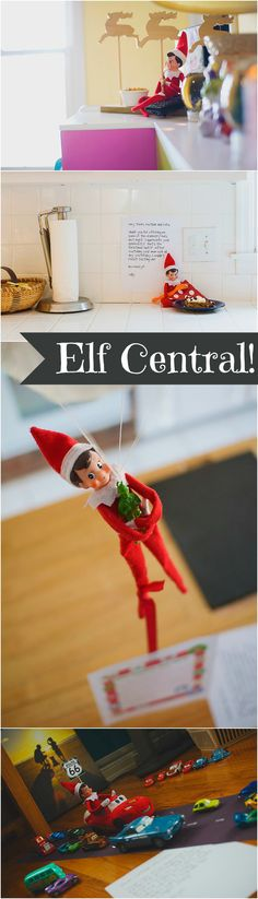 The ultimate elf resource! How to make this the best Elf on the Shelf experience yet. Easy, realistic, and so memorable!