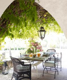 Get Interior Inspo From Reese Witherspoon's Modern Mediterranean Home   Brit + Co