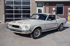 1968 Shelby GT350 Coupe