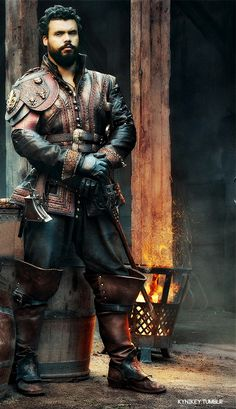 Porthos-The Musketeers (season 3)