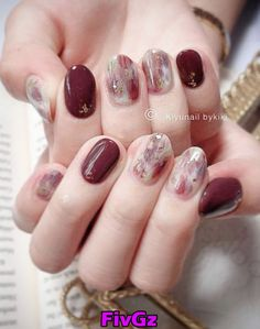 Gel Nails 32 Gorgeous Marble Nail Design Ideas That Will Make Your Fingertips Attractive! 32 Gorgeous Marble Nail Design Ideas That Will Make Your Fingertips Attractive! - Page 19 of 32 - GetbestIdea Korean Nail Art, Korean Nails, Nail Swag, Marble Nail Designs, Nail Art Designs, Print No Instagram, Gorgeous Nails, Pretty Nails, Hair And Nails