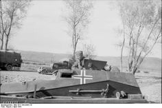 Sd.Kfz. 253, Stug.Brig. 191, Bulgaria, April 1941