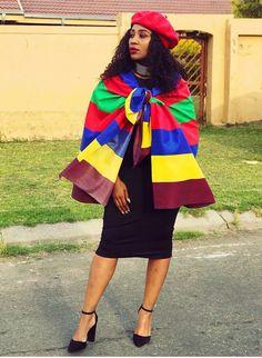 African Design, African Style, African Fashion, Fashion Women, Zulu Traditional Attire, African Traditional Wear, African Wedding Dress, Wedding Dresses, Winter Wedding Guests