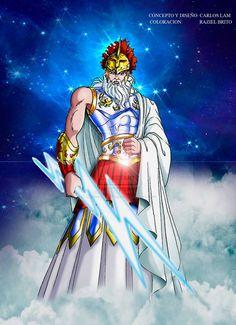 Zeus by_carlos_lam_reyes