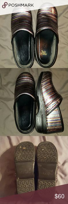 Dansko XP Clogs size 38 Dansko XP Size 38, in great condition.  Worn hand full of times to work! Still has a ton of life left in them! Dansko Shoes Mules & Clogs