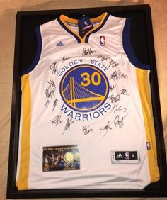 0ac07a01048 73-9 Golden State Warriors NBA Multi Team Signed Stephen Curry JERSEY Paas  COA