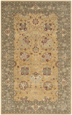 Yellow Rugs and Yellow Area Rugs | Rugs USA