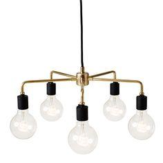 Found it at Wayfair - Tribeca Leonard 5 Light Mini Chandelier Chandeliers, Sputnik Chandelier, Cool Lighting, Modern Lighting, Entryway Lighting, Luxury Lighting, Kitchen Lighting, Old Lamps, Contemporary Chandelier
