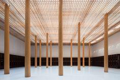 Myoenji Columbarium - Furumori Koichi Architectural Design Studio