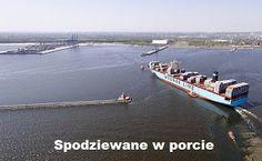 Logistyka Morska: Sprawdź statki w porcie