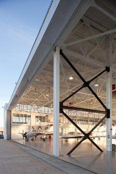 ww2 hangar architecture - Google Search