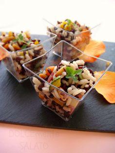 DOLCEmente SALATO: Insalata di riso night and day