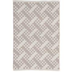 Dash & Albert 'Hudson' Indoor/Outdoor Rug (€22) ❤ liked on Polyvore featuring home, rugs, sand, indoor outdoor area rugs, weave rug, outside rugs, modern rugs en outdoor rugs