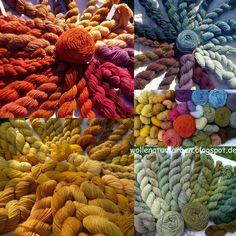 Wolle Natur Farben : Pflanzenfarben sind eine Macht, die....