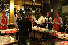 Pizza Making 12/11/13 Team Building Events, Great Team, Sicilian, Pizza, How To Make