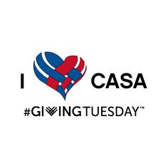 Buy a t-shirt to support Help Support CASA for #GivingTuesday! . Please share! #IAmForTheChild