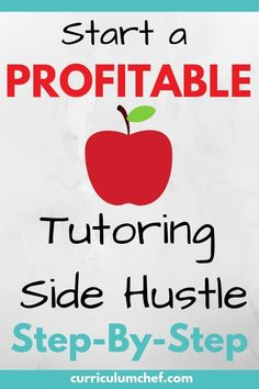 I show you step-by-step how to start a profitable tutoring business, targeting elementary-aged kids up to adults, that earns you a full-time income! Tutoring Flyer, Tutoring Business, Reading Tutoring, Online Tutoring, Bookkeeping Business, Business Education, New Teachers, Elementary Teacher, Math Tutor