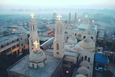 St. Demiana Monastery Church Interior, Middle East, Statue Of Liberty, Egyptian, Christian, Crafts, Statue Of Liberty Facts, Manualidades, Liberty Statue