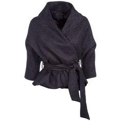 LA PETITE S***** Textured swing jacket (400 CAD) found on Polyvore