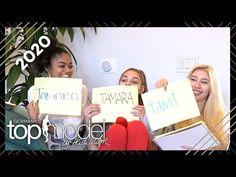 """Die Austria-Gang mach die """"Wer würde eher""""-Challenge   GNTM 2020   ProSieben - YouTube Challenge, Stars, Youtube, Movies, Movie Posters, Next Top Model, Other, Celebs, Films"""