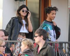 Kylie Jenner And Jayden Smith Go Shopping For Crystals Together