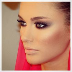 How To Beauty: NEW MAKE UP INSPIRATION by samerkhouzami