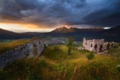 Stronghold | Ehrenberg | Austria | Photo By David Sonnweber