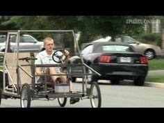 Pickup Truck Biking - YouTube