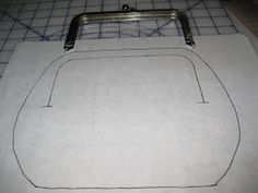 Frame Purse Tutorial (Part I) By: Samantha Sheppard 1. Introduction This tutorial will show you how to make a frame purse. You typic...
