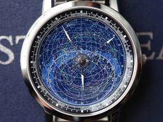 シチズンから2010年11月に発売されてた 『アストロデア』 という時計です☆ 不定期に微妙にバージョンアップやデザイン変更しながら個数限定で販売されて...