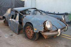 True Rust Bucket: 1967 Porsche 912 - http://barnfinds.com/true-rust-bucket-1967-porsche-912/