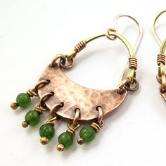 Hey, I found this really awesome Etsy listing at https://www.etsy.com/listing/214266717/wire-wrapped-jewelry-handmade-earrings