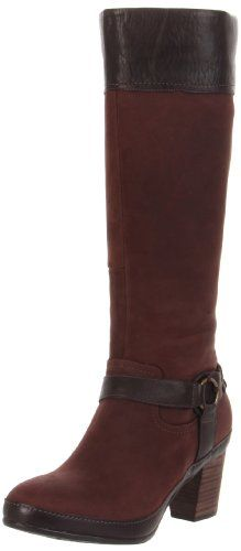 Amazon.com: Clarks Women's Gallery Etch Boot: Shoes